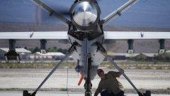 Дроновете бяха въведени като основен прийом на американската кампания в Афганистан