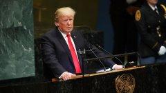 """""""Америка се управлява от американците"""", каза още президентът"""