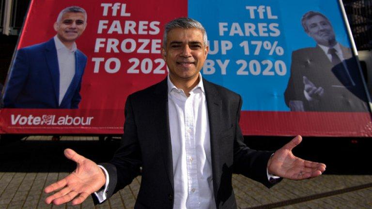 Ислямист ли е новият кмет на Лондон?