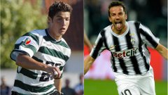 Алекс Дел Пиеро разкри, че Кристиано Роналдо е можел да заиграе за Ювентус, преди да премине в Манчестър Юнайтед