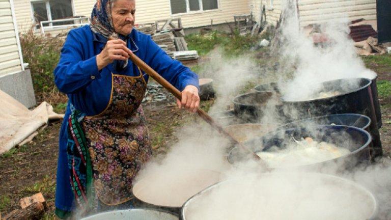 Национална гордост - Ванга и цървулите на някой дЕдо, културата - Людмила Живкова и наследници, богомили, Дънов и ориенталско-езическа плява