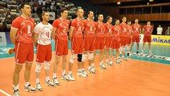 Волейболните национали записаха втора победа в контролните срещи преди европейското първенство след като биха с 3:0 Чехия