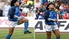 """Марадона, """"Олимпиащадион"""", Live is life и най-великата загрявка в историята на футбола"""