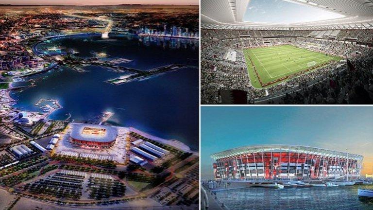 """""""Рас Абу Абауд"""" - първият напълно разглобяем стадион"""