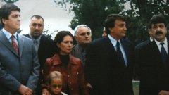 Бойко Борисов посвети изборната победа на дядо си, убит - по думите му, от комунистите, но пропусна да почете открития днес паметник на жертвите на комунизма в София. На 7 септември 2001 г. Борисов почете откриването на паметника на Тодор Живков в Правец - заедно с Георги Първанов, Евгения Живкова и Младен Червеняков
