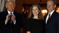 Ейми Кони Барет е новият член на Върховния съд на САЩ
