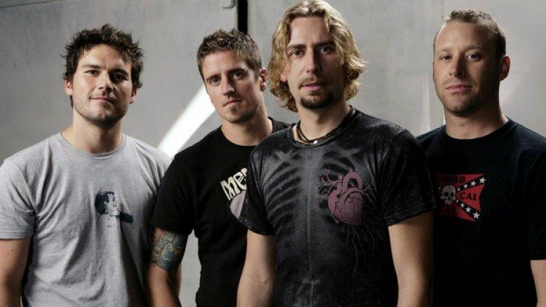 Nickelback - How You Remind Me Макар и недолюбвани от мнозина, Nickelback определено имат своето място в рока, а How You Remind Me е изключително силна и емоционална балада, която си заслужава споменаването.