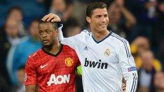 Патрис Евра бе един от най-дружелюбните хора в Манчестър Юнайтед и бе приятел с почти всички в съблекалнята, включително и с Кристиано Роналдо, с когото запазиха добрите си отношения и след като португалецът замина за Реал Мадрид.