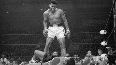 """Когато """"пияният или напушен"""" Елвис Пресли закъсня за тренировка на Мохамед Али"""