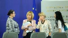 Манолова ще сезира КС заради отлагането на е-вота