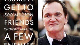 Режисьорът харесва изключително много филма на Дейвид Финчър, посветен на историята на Марк Зукърбърг и Facebook.