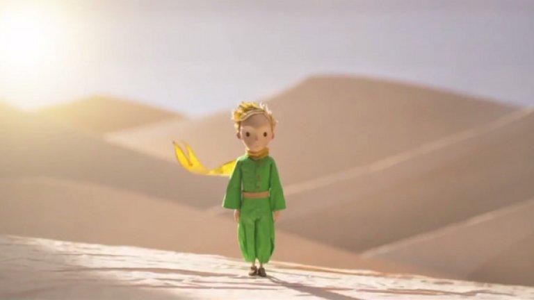 """""""Малкият принц""""  Еклектиченият екип дубльори (Марион Котияр, Джеф Бриджис, Джеймс Франко, Рейчъл Макадамс, Бенисио дел Торо, Бъд Корт), любопитната комбинация от компютърна и стоп кадър анимация загатват, че този филм може да се окаже по-изисканата алтернатива на детските филми това лято. Излизането на френскоезичен трейлър и потвърдената дата на излизане във Франция го правят вероятен кандидат за Кан"""