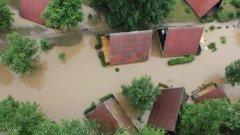 70 на 100 от парите ще бъдат отпуснати авансово за най-пострадалите райони