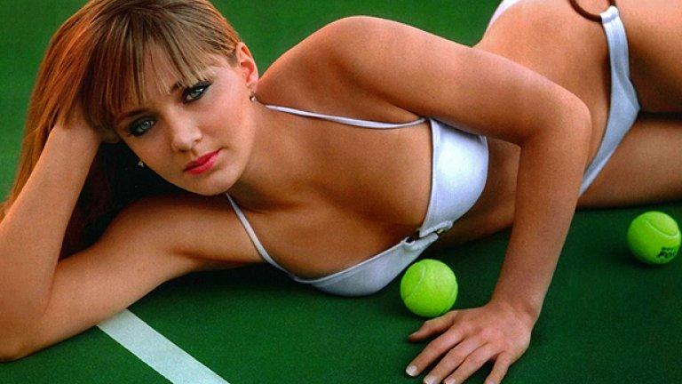 Тенисистката Ана Чакветадзе изостави кортовете, за да се включи в руската политика
