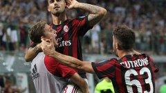 Сусо има 15 гола и 26 асистенции, откакто пристигна в Милан преди две години и половина