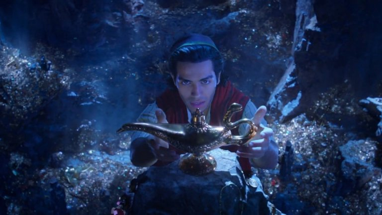 """Аладин"" (Aladdin) - 1,050 млрд. долара"