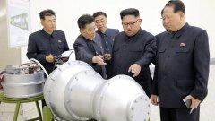 За разлика от други диктатури КНДР успя с ядрена програма