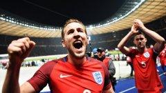 Англия обърна Германия от 0:2 и наруши 118-годишна традиция.