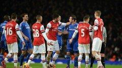 Арсенал няма шанс срещу Челси и Сити, убеден е Дейвид О'Лиъри.