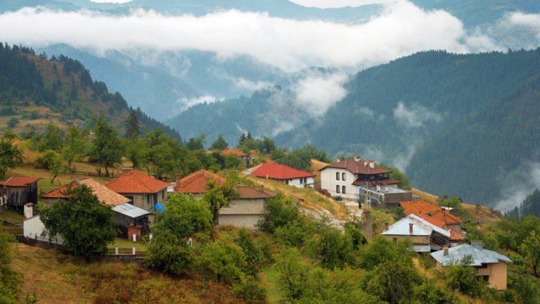 Село мое, обич моя