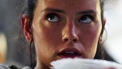 23-годишната актриса изминава пътя от пълната неизвестност до главна роля в най-голямата филмова поредица. Задачата е трудна, но Ридли изглежда готова за нея