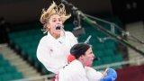 Ивет Горанова продължава да мачка и е на финал в Токио!