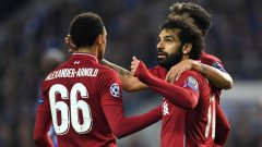 Салах затвърди добрата си форма напоследък, а Ливърпул показа забележителна ефективност преди сблъсъците с Барселона