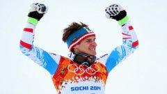 Майер изненада фаворитите в спускането и взе олимпийската титла