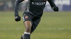 Ахмед Муса вкара втория гол за ЦСКА Москва при сензацията срещу Лион. Българинът Георги Миланов остана неизползвана резерва за тима си