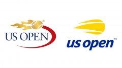 Старото и новото лого на US Open.