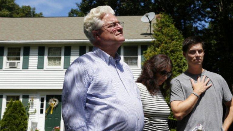 Родителите на Джеймс Фоли са получили последен мейл на 12 август - седмица преди разпространяването на видеото с екзекуцията на сина им.