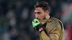 Донарума е желан от ПСЖ, но вероятно ще остане в Милан.