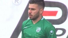Педро Еуженио вкара в началото и можеше да отбележи поне още два гола