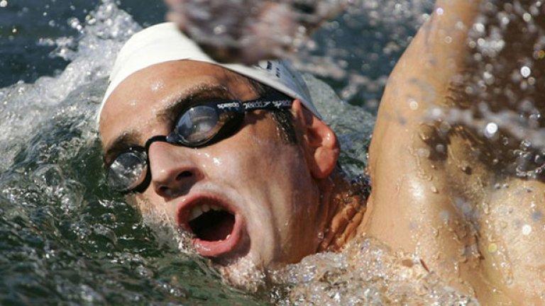Петър Стойчев стана шампион в дисциплината 25 километра в открити води на Световното първенство по плувни спортове в Шанхай