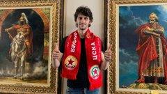 Диего Фабрини подписа с ЦСКА за три години
