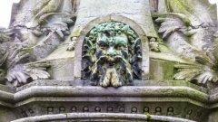 Скрито сърце под градския фонтан: Краят на една белгийска легенда