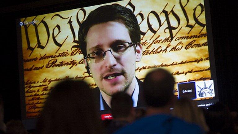 Дори когато Сноудън разкри програмите на NSA за достъп до американските телефонни и електронни комуникации, обществената реакция бе по-скоро на отегчена прозявка, отколкото на гневен вой.