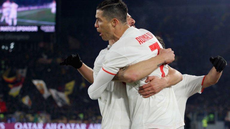 Пеле посочи Роналдо за най-добрия в момента заради постоянството на португалеца.