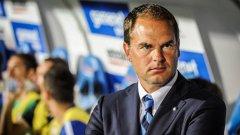 Де Бур ще се пробва във Висшата лига като мениджър на Кристъл Палас