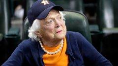 92-годишната първа дама на САЩ е починала след дълго боледуване
