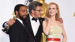 """Чуетел Еджиофор е последният чернокож актьор, номиниран за награда """"Оскар"""" за главна мъжка роля - през 2013 г. за филма """"12 години в робство"""""""