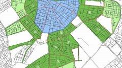 От 1 ноември зоната се разширява с 5000 места