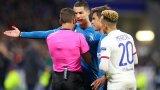 Роналдо изигра злополучен мач, в който не успяваше да намери вратата на съперника