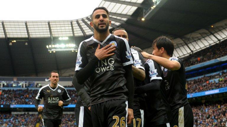 Полузащитник: Рияд Марез (14 т.) – Марес продължава с прекрасната си форма, като достави гол и асистенция при победата с 3:1 над Манчестър Сити.