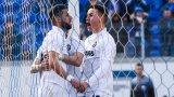 Ивайло Димитров вкара двата гола за заслужения успех на Славия