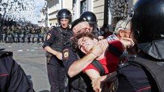 Русия - сцена на реалности, които нямат нищо общо помежду си