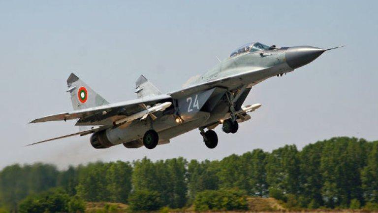 Едното за стартиране на процедура по покупка на нови изтребители, а другото - за започване на преговори със съюзни държави от НАТО за поемане на охраната на въздушното ни пространство, поради невъзможност и нежеланието за поддръжката на МиГ-29