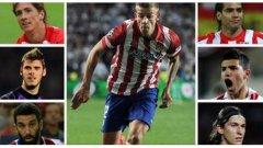 """Това са само част от големите трансфери на Атлетико за последните по-малко от 20 години. В този период """"дюшекчиите"""" са прибрали над 400 милиона евро от продажба на играчи. Вижте най-известните им трансфери, подредени по цена във възходяща линия..."""