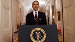 """Американският президент Барак Обама даде нов залп в междупартийната война с обявяване на новия данък """"Бъфет"""" за богатите"""