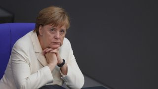 Тревогите на германския канцлер за хаоса в световния ред